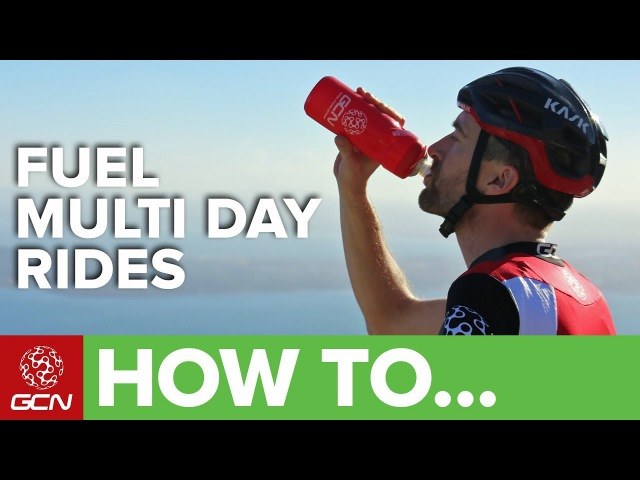 How To Fuel For Riding Multi Stage Events | GCN's Cycling Tips
