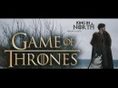 Game of Thrones - King in The NORTH (Valenti Violin cover)