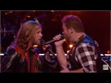 The Voice 2014 Battle Round   Craig Wayne Boyd vs  James David Carter   Wave on Wave