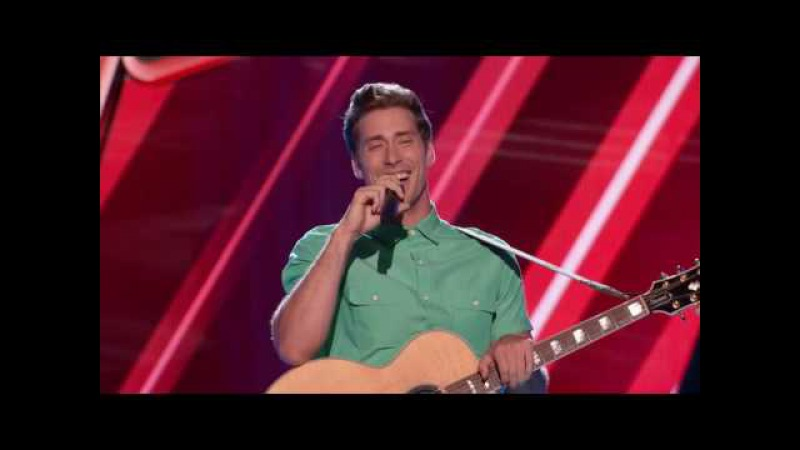 The Voice Use Me Ray Boudreaux