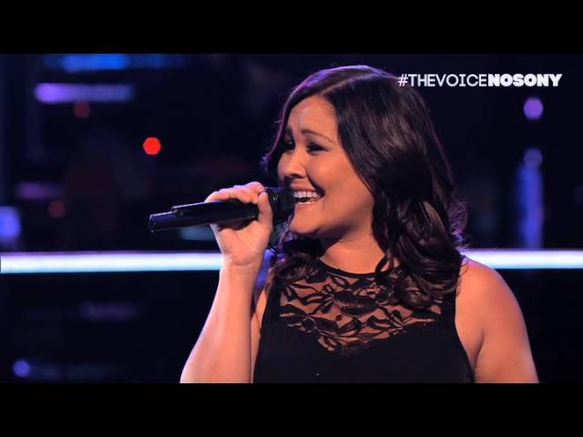 Canal Sony | The Voice T7 - Knockouts Pt 1 - DaNica Shirey