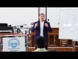Конференция «Все о домашних группах», Решающая роль виденья г. Екатеринбург, Рос...