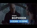 Волчонок 6 сезон 13 серия Русское промо