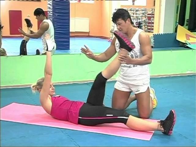 Варикоз-комплекс упражнений для лечения