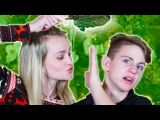 Mistletoe Kissing Challenge! (MattyBRaps vs Ivey)