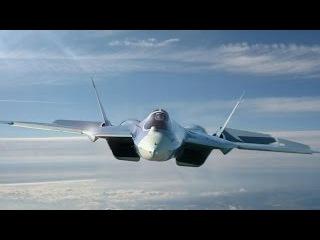 Российский Истребитель Т-50. США не могут поверить своим глазам! Противостояние...