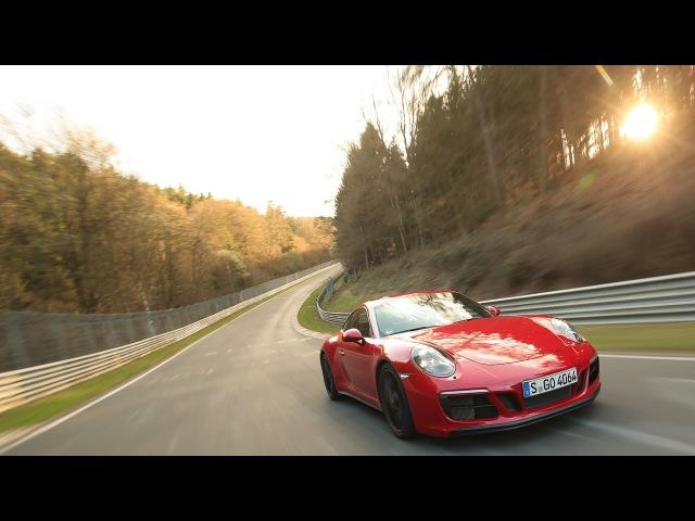 Porsche 911 Carrera GTS Nordschleife HOT LAP 7.24 min sport auto Supertest