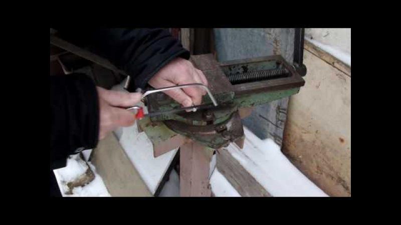 Неудачное приобретение мини ножовки по металлу но без сожаления