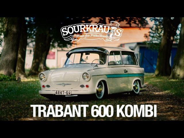 Airride Trabant 600 Kombi ( engl. Subtitles ) - Sourkrauts