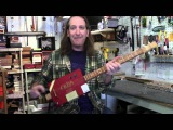 What's the Difference Between a 3 String and 4 String Cigar Box Guitar