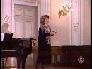 Концерт(творческая встреча) Елены Образцовой, 1988