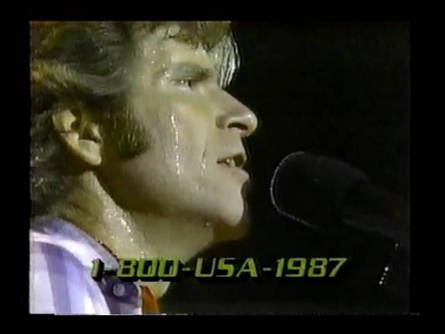 John Fogerty*/ 1987- Tribute Vietnam Vets