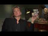 'Tinker Tailor Soldier Spy'Colin Firth Explains His Character Bill Haydon and the Film