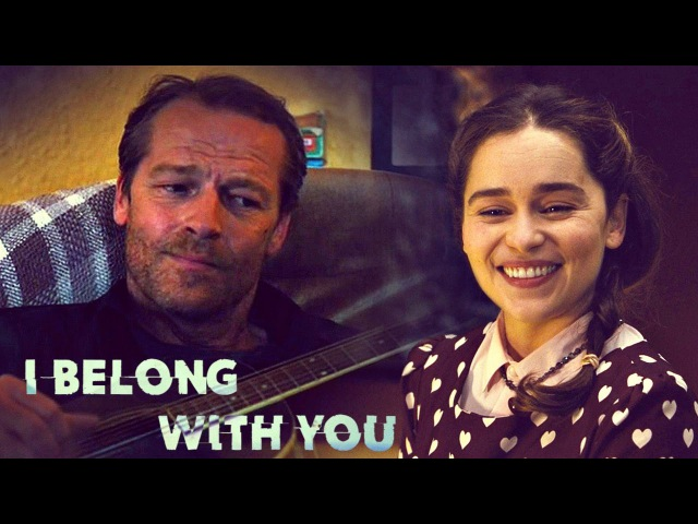 Jorah x Daenerys || I belong with you