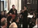 '' Joschke'' Joachim Johow,violino I Salvatore Petrotto violino II Sergio Mirabella