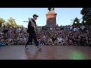 TONY WELL D VS GUN UZEE ROCK | СИЛА И МОЩЬ | YALTA SUMMER JAM 2017