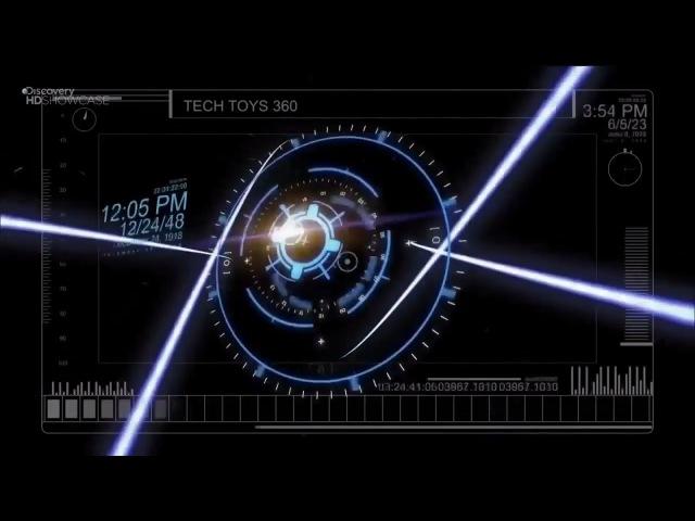Техноигрушки | Techtoys. Discovery. Серия 4. Документальный фильм