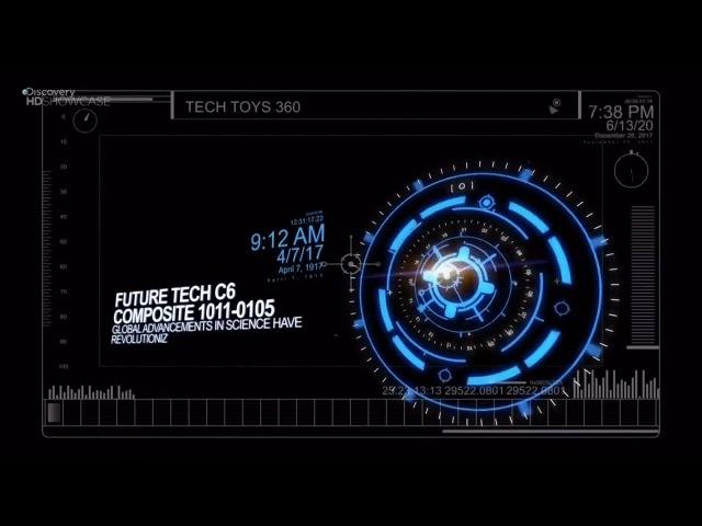 Техноигрушки | Techtoys. Discovery. Серия 2. Документальный фильм