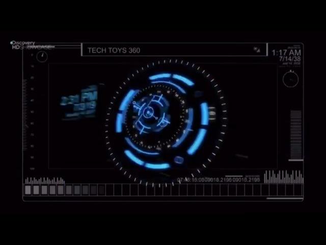 Техноигрушки | Techtoys. Discovery. Серия 11. Документальный фильм