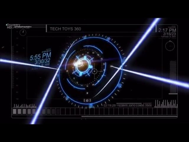 Техноигрушки | Techtoys. Discovery. Серия 5. Документальный фильм