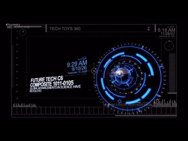 Техноигрушки | Techtoys. Discovery. Серия 1. Документальный фильм
