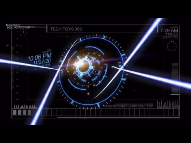 Техноигрушки | Techtoys. Discovery. Серия 12. Документальный фильм