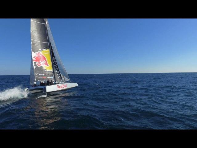 Mission to 'Fly on Water' Pushes Jimmy Spithill and Crew to the Brink