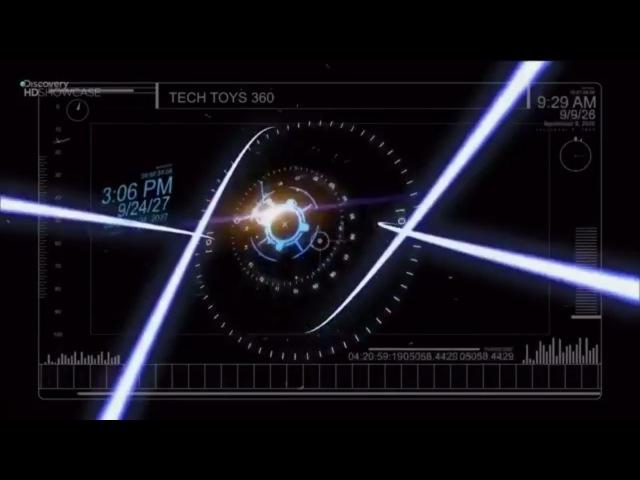 Техноигрушки | Techtoys. Discovery. Серия 10. Документальный фильм