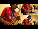 Drake ft. Majid Jordan - Hold On We're Going Home - Alto Saxophone by charlez360