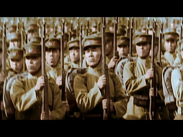 Надвигающаяся буря Вторая мировая война в цвете HD 1 серия