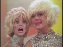 Carol Channing, Goldie Hawn--Blondes, 1969 TV