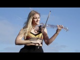 ROCKABYE End Of The World Remix (VIOLIN COVER) - Clean Bandit, Violin by Sally Potterton