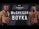EA SPORTS UFC 2 Conor McGregor v Yuri Boyka Championship Fight