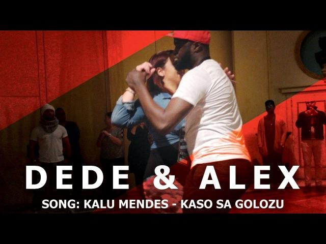 Dede Alex - Traditional Kizomba Dance Demo | Kalu Mendes - Kaso Sá Gólózu | 2016 HD
