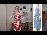 Открытая металлическая молния в платье Stella McCartney