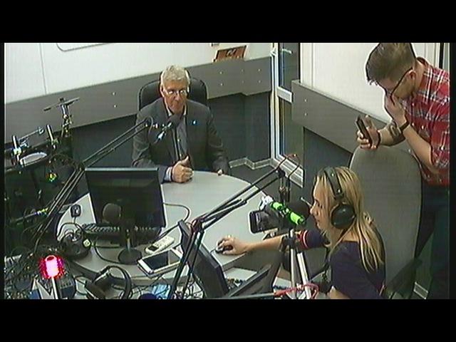 Евгений Аркуша, президент Российского топливного союза в гостях у NN-Radio