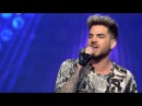 Adam Lamberts surprise duet of Queens I Want To Break Free - The X Factor Australia 2016