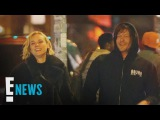 Diane Kruger & Norman Reedus Can't Stop Kissing | E! News