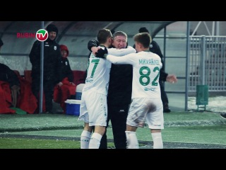 «Рубин-М» 2:1 «Локомотив-М». Обзор матча