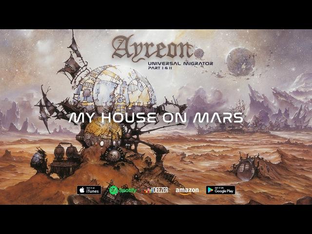 Ayreon My House On Mars Universal Migrator Part 1 2 2000