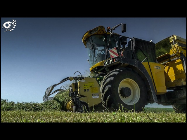 L'agriculture au ralenti [Slow-Motion 120 FPS]
