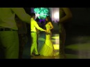 Свадьба Валоди и Гули медленный танец шикарный голос