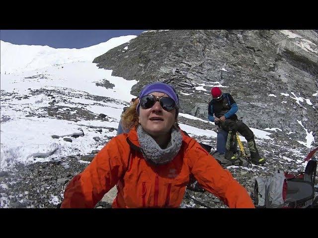 «Ген высоты, или Как пройти на Эверест. 2 серия». Фильм Валдиса Пельша