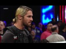 Randy Orton vs Antonio Cesaro Jan 16, 2013 YouTube the shield attack Randy orton and the miz