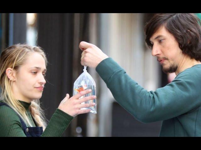 HBO Girls 5x02 Jessa Adam Scenes | Jemima Kirke, Adam Driver