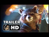 Guardians of the Galaxy: Volume 2 Official TRAILER #1 (2017) Chris Pratt Marvel Movie HD