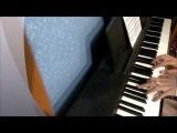 Олег Майами - Ты ветер я вода (piano cover, пианино, фортепиано, кавер)