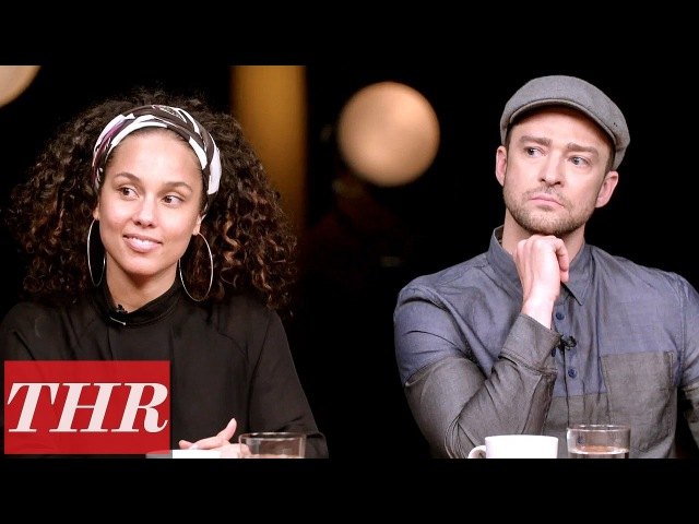 THR Full Oscar Songwriters Roundtable Justin Timberlake, John Legend, Alicia Keys More!