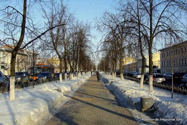 Улица Мира  Фото: Дмитрий Кудинов
