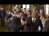 Вин Дизель на премьере Форсаж 8 в Париже, 5 апреля 2017